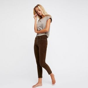 Free People Reagan Cords - size 27